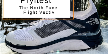 Pryltest – The North Face Flight Vectiv