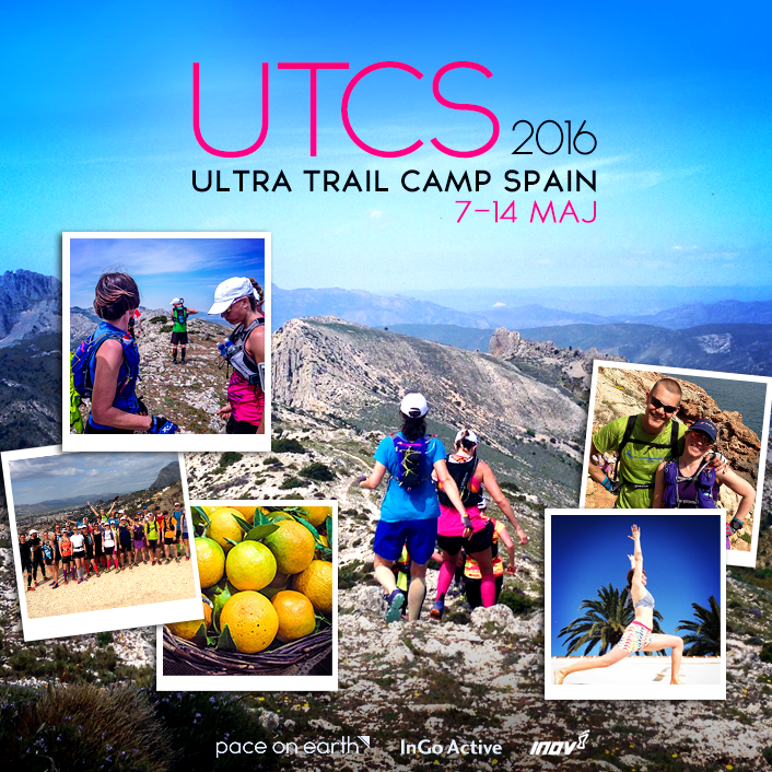 Ultra Trail Camp Spain