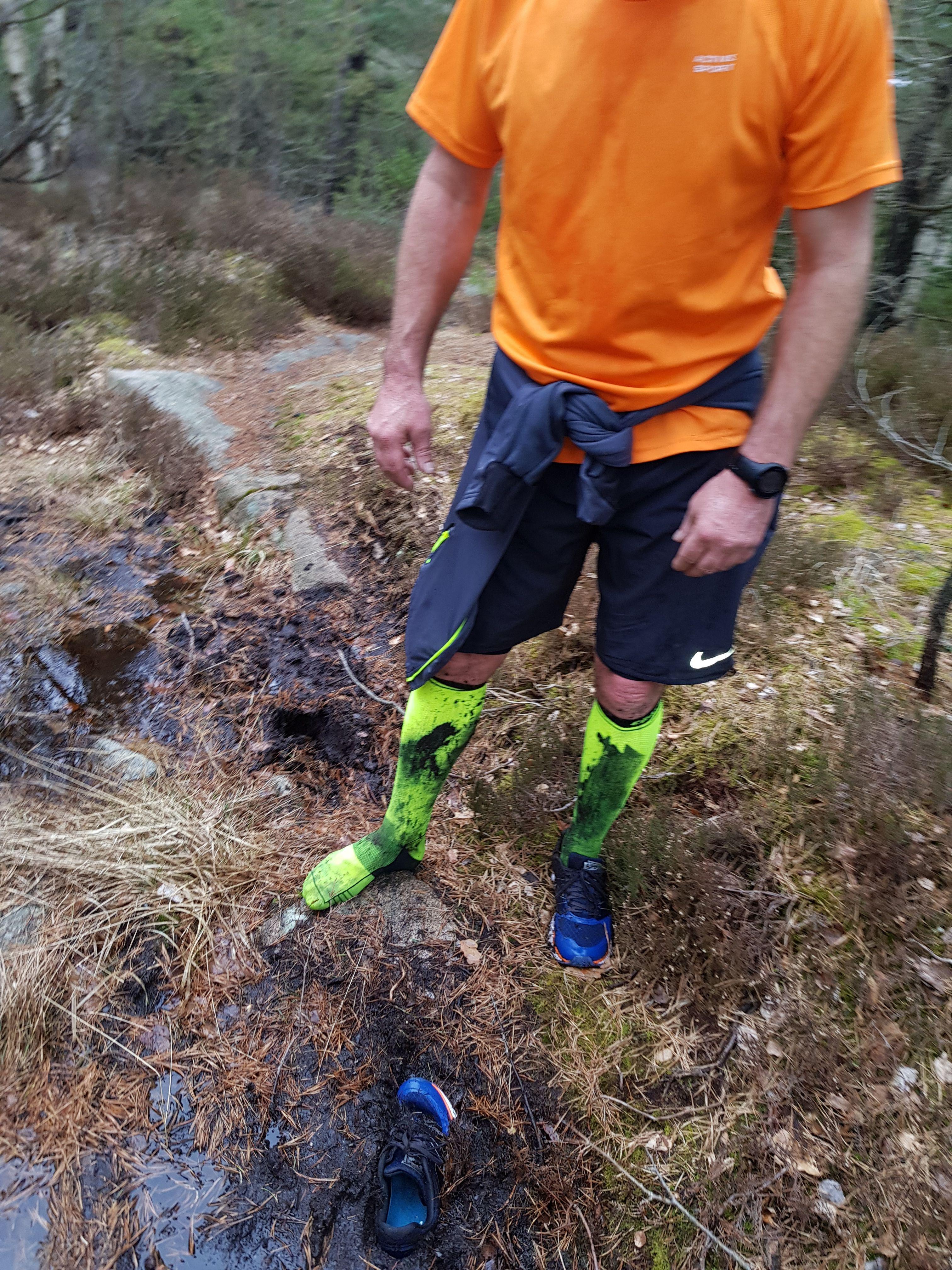Sko i leran