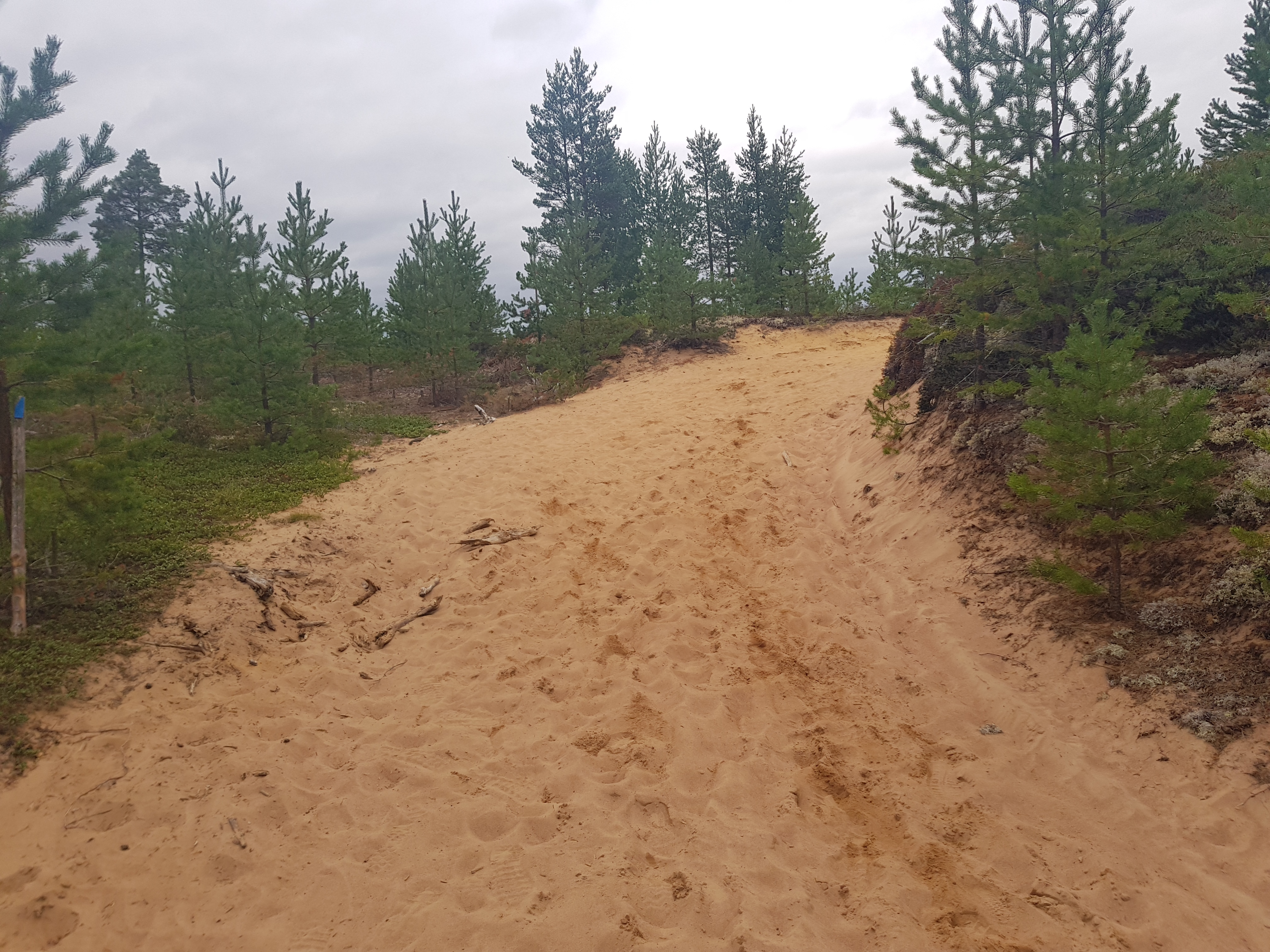 Sand före Eldris
