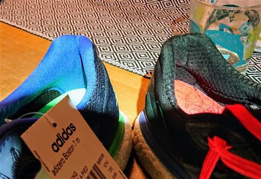 Adidas Adizero Hagio en kort recension | Blogg: Staffan