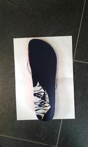 ef46c0248bc Altra var en otroligt skön sko, mina fötter har nog aldrig varit så  avslappnade i en sko tidigare - MEN de är uppbyggda en aning inne i skon  som gör att det ...